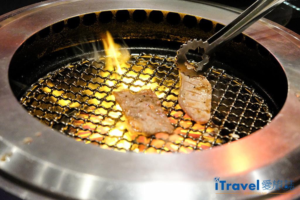 《東京美食推薦》敘敘苑燒肉(叙々苑)如夢想中的美好滋味,和家人共享午餐吧!