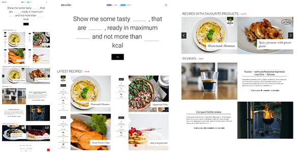 Marmalade WordPress Theme free download