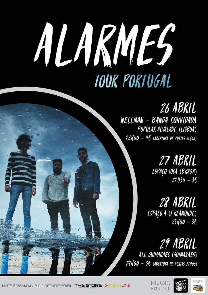 Alarmes_Flyer Tour Portugal