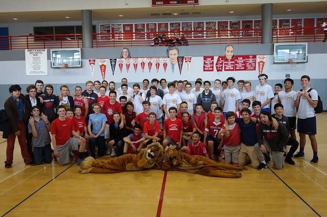 SHB Alumni Basketball Challenge 2017