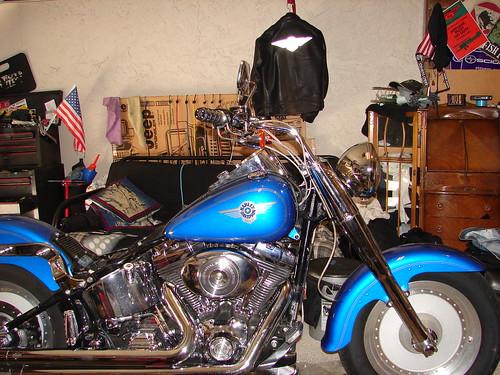Harley Davidson 2002 FLSTFI