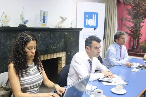 PPL visita Perú