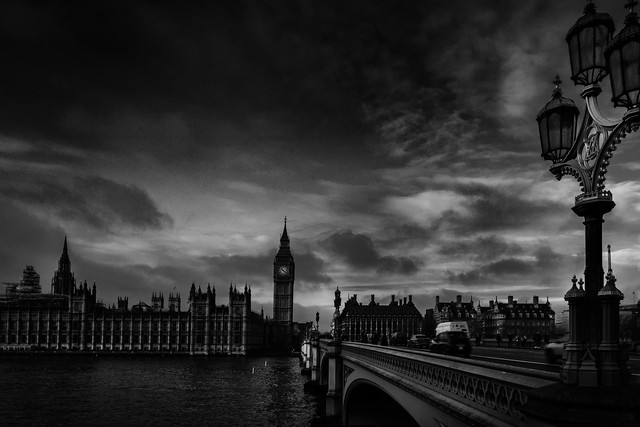 A dark day in Westminster