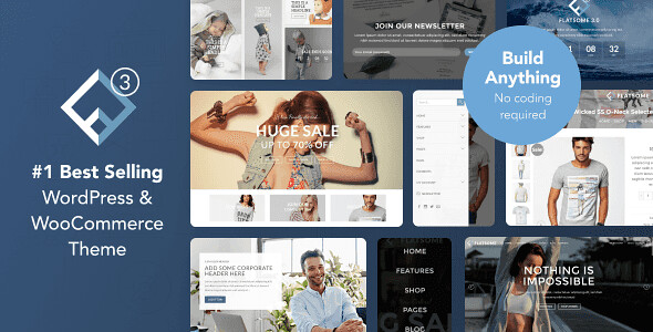 Flatsome WordPress Theme free download