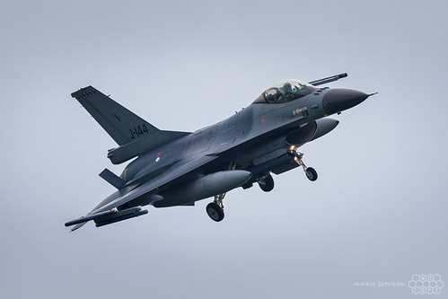 F-16AM J-144 Royal Netherlands Air Force
