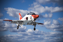 T-45C Goshawk training aircraft file photo. (U.S. Navy/MC3 Nathan T. Beard)