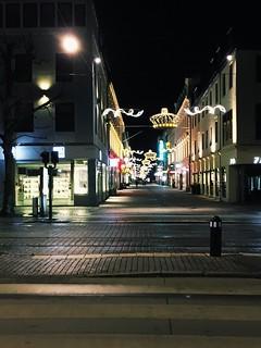 Kungsgatan in Gothenburg / i Göteborg