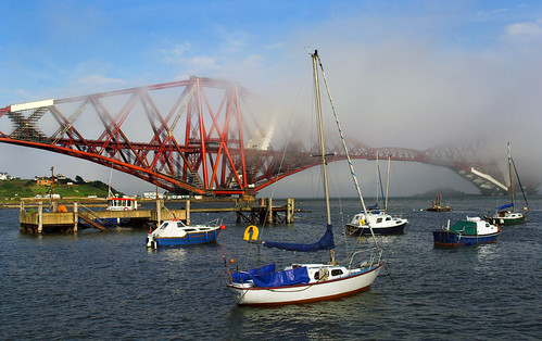 Mist on the Forth