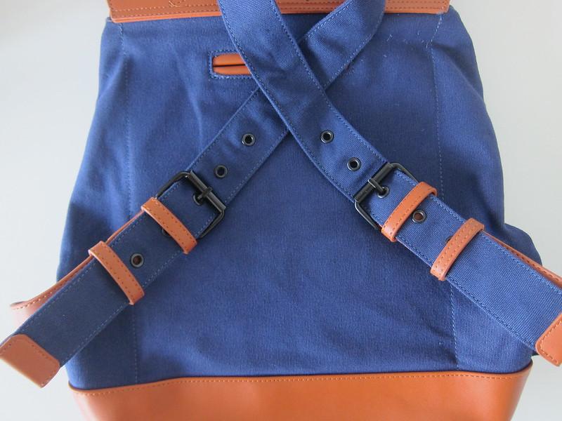 Gaston Luga - Praper Backpack - Adjustable Shoulder Straps