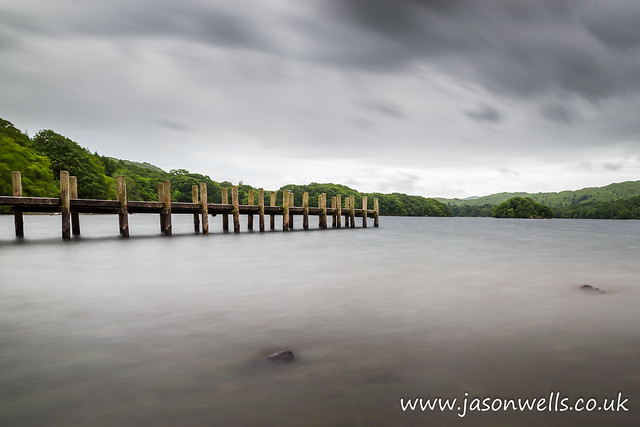 Jetty on Coniston Water, Canon EOS 550D, Sigma 17-70mm f/2.8-4.5 DC Macro