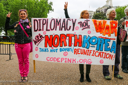 Diplomacy Not War