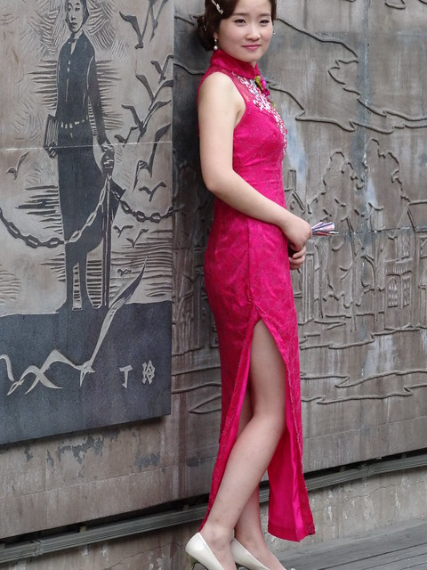 Qipao, robe traditionnelle chinoise