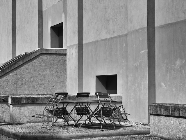tisch und st hle flickr photo sharing. Black Bedroom Furniture Sets. Home Design Ideas