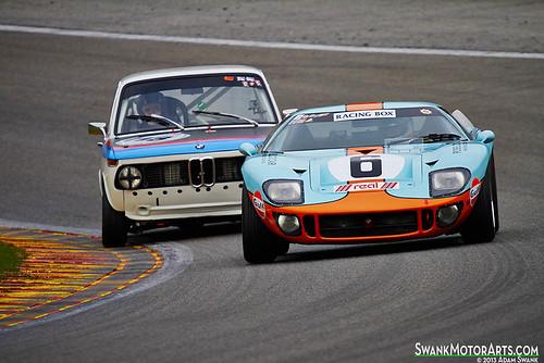 GT40 vs. 2002 by autoidiodyssey