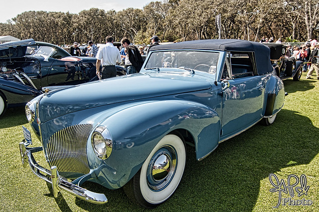 1940 lincoln continental at amelia island 2013 a photo. Black Bedroom Furniture Sets. Home Design Ideas
