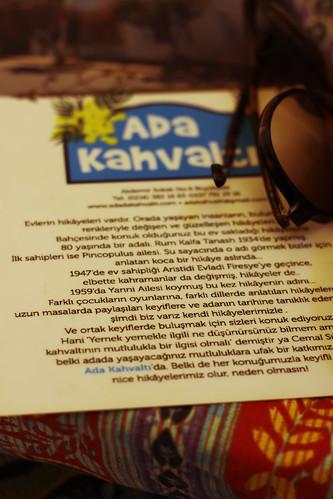 Ada Kahvalti Buyukada Breakfast  by Olga Irez of Delicious Istanbul