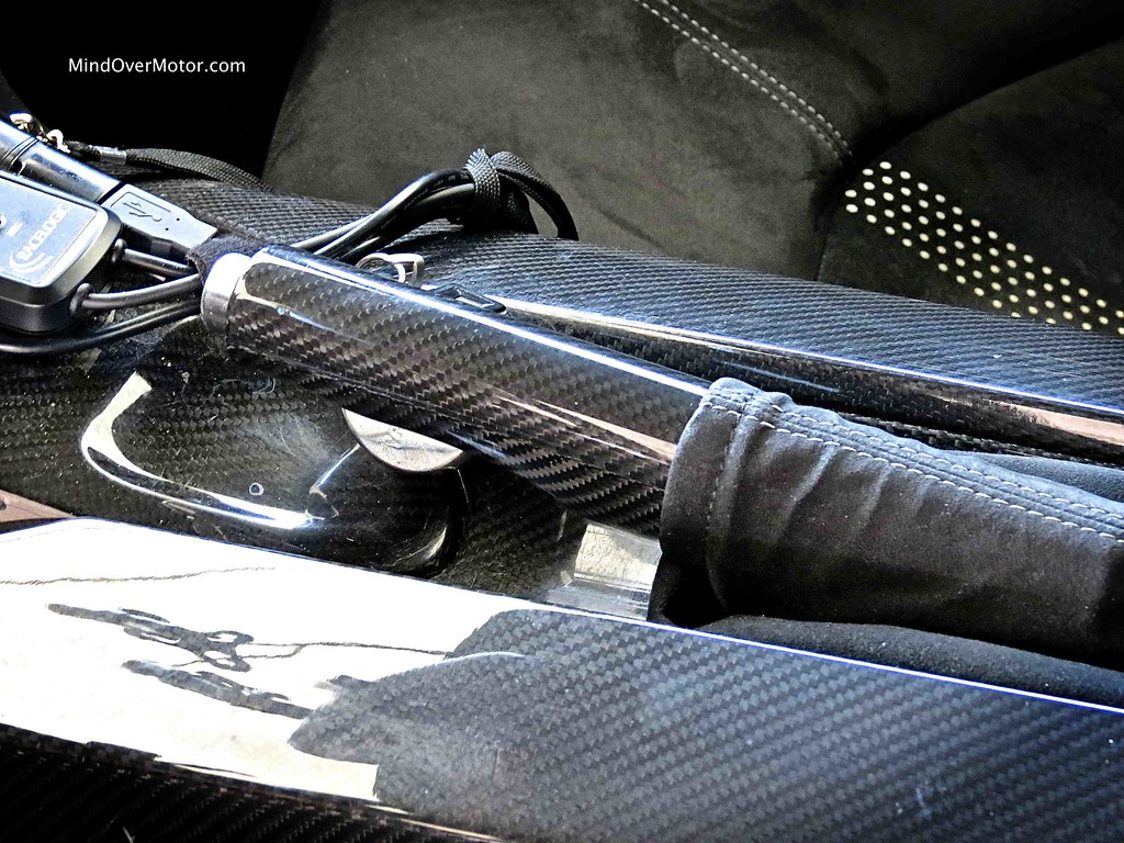 Lamborghini Gallardo LP570-4 Superleggera Carbon Fiber E Brake