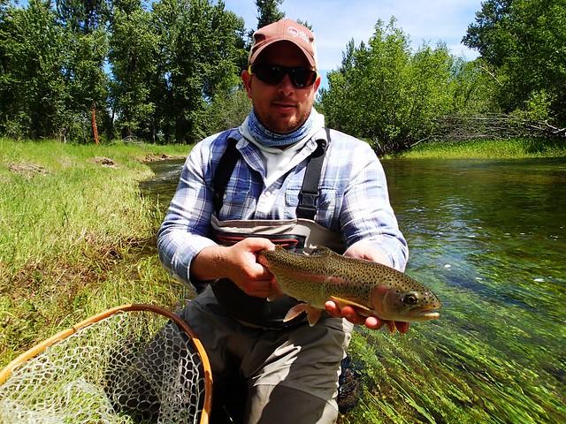 Bitterroot River Montana