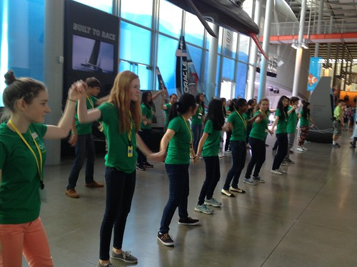 TASC flashmob performance June 29 - 04