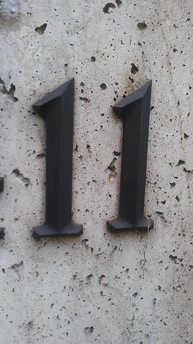 Number challenge: 11 by christopher575