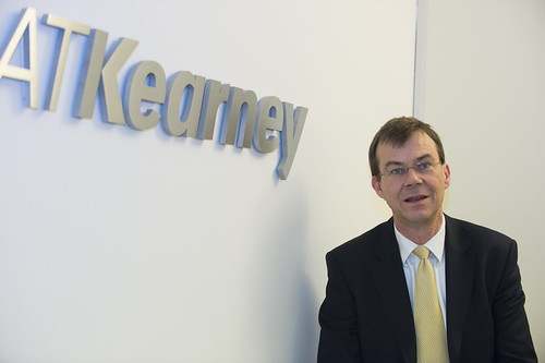 A.T. Kearney Enjoys Change