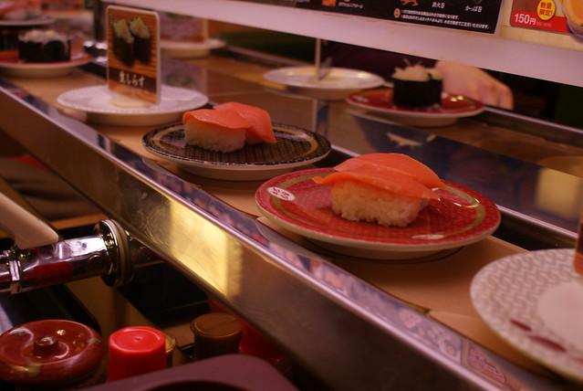 回転寿司 kaiten-zushi