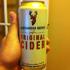 Tasty, goes down well on a hot summer's day. #beerporn #ciderporn #cider #beer