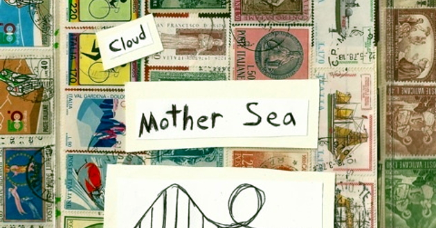 Cloud -- Mother Sea (crop, transform)