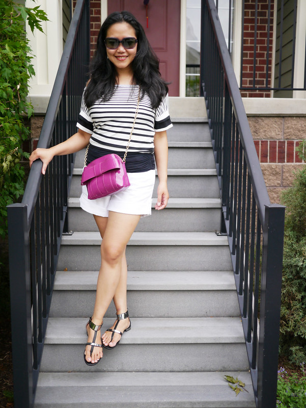 stella top - prabal for target sandals - zspoke bag4