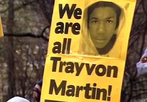 Poster: We Are All Trayvon Martin
