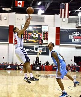 Andrew Lawrence - 2013 NBA Summer League
