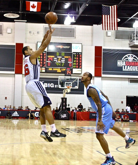 Andrew Lawrence, Washington Wizards - 2013 NBA Summer League