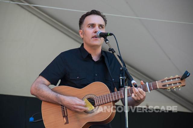 2013 Vancouver Folk Music Festival/Reid Jamieson Band