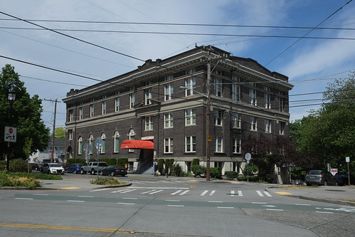 Knights of Columbus, First Hill, Seattle