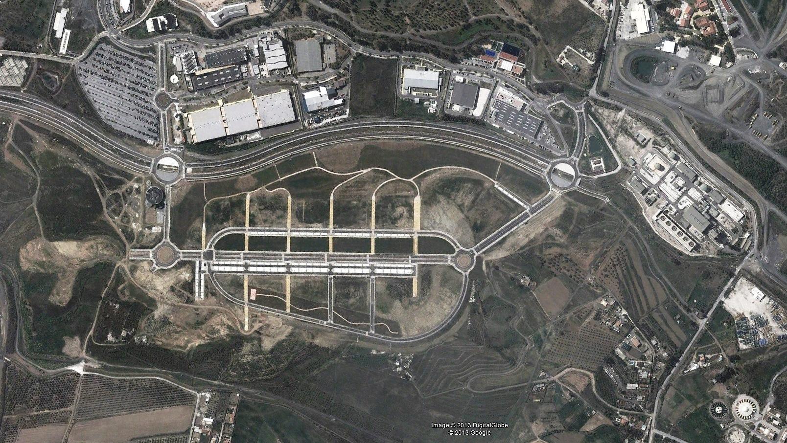 después, urbanismo, foto aérea,desastre, urbanístico, planeamiento, urbano, construcción, Campanillas, Málaga