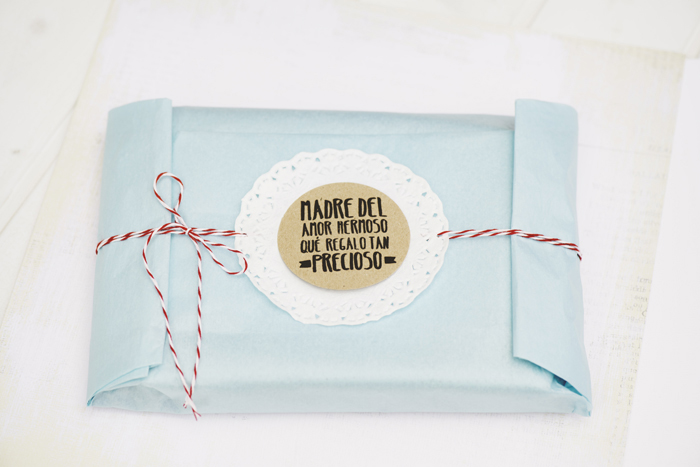 SELLO Que regalo tan precioso mr wonderful tea on the moon