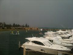 Stormy weather approaching FSC