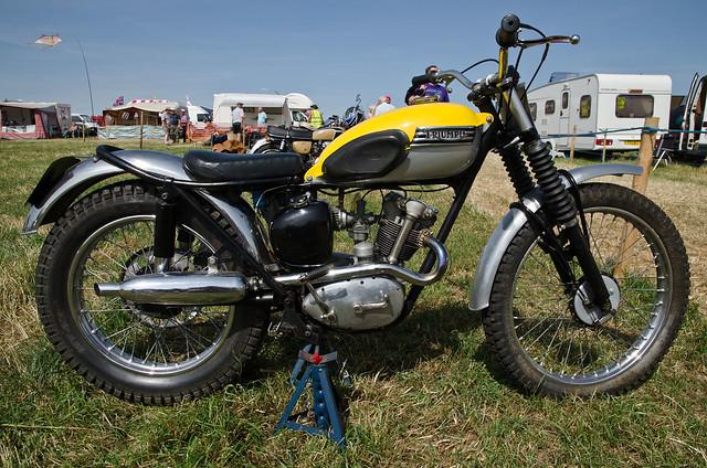 Motorcycle Finance Triumph