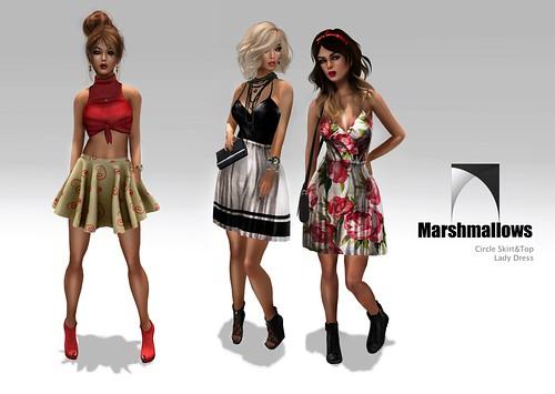 Marshmallows @ .:: Designer Circle ::. by Romy Dash :: Marshmallows ::