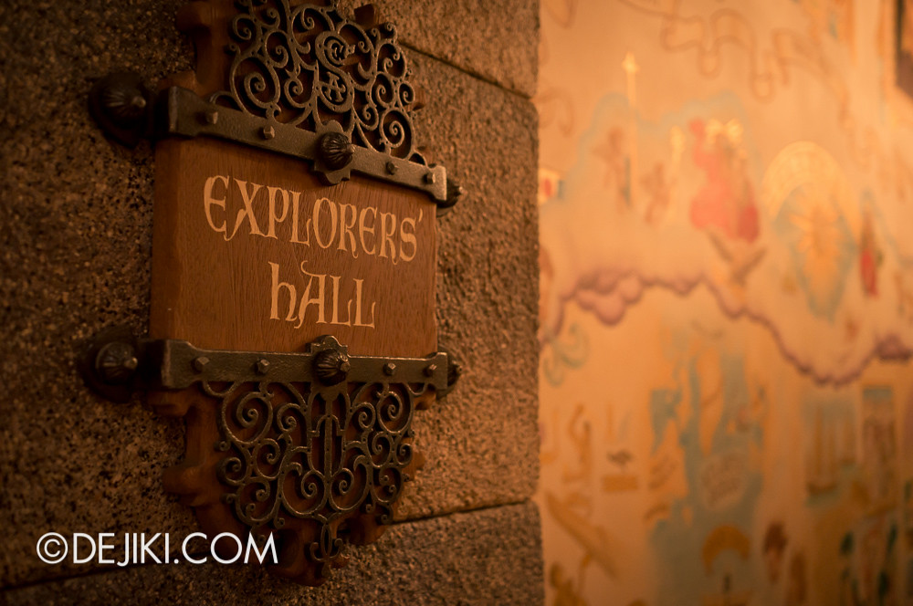 Tokyo DisneySea - Mediterranean Harbor / Fortress Explorations
