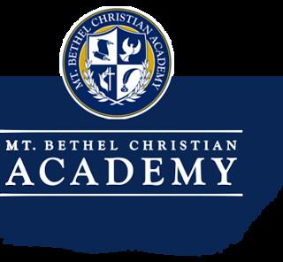MBCA Mt Bethel Christian Academy logo