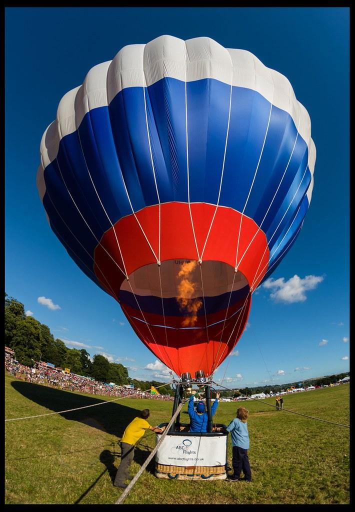 Bristol Balloon Fiesta 2013