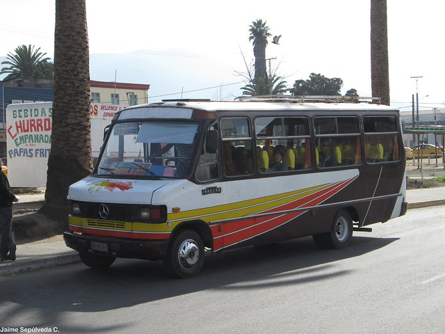 Carolina del Valle / Inrecar 96'