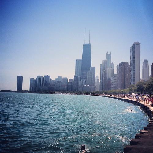 Chicago weekend