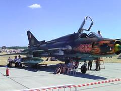 Su-22 (Lengyelország - disznóval)