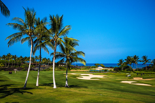 Hawaiin Golf Course