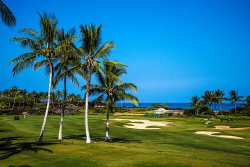 Hawaiin Golf Course