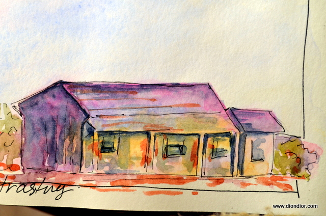 Outback Shacks