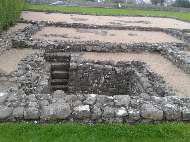 Starożytny obóz rzymski