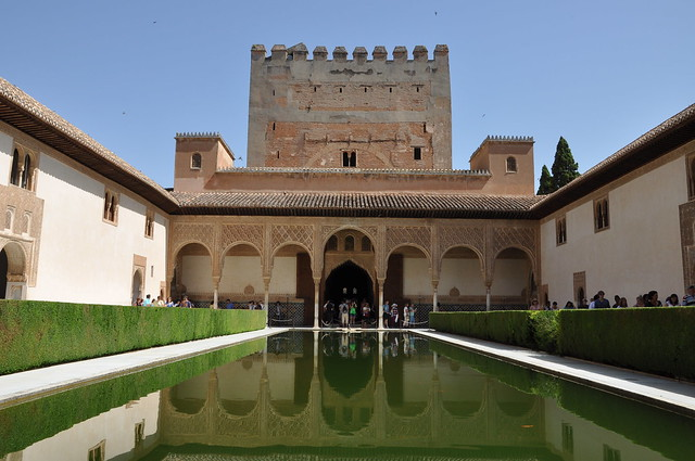 Alhambra - Court of the Myrtles